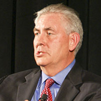 Will Rex Tillerson be Secretary of State on December 31?
