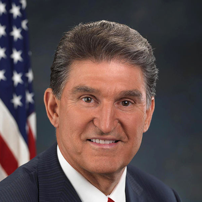 Will Joe Manchin vote to confirm Kavanaugh for the Supreme Court by Oct. 31?