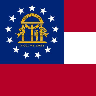 georgia flag 2017 - photo #13