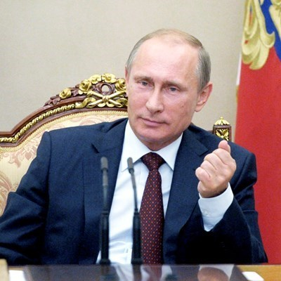 Will Vladimir Putin be president of Russia at the end of 2019?