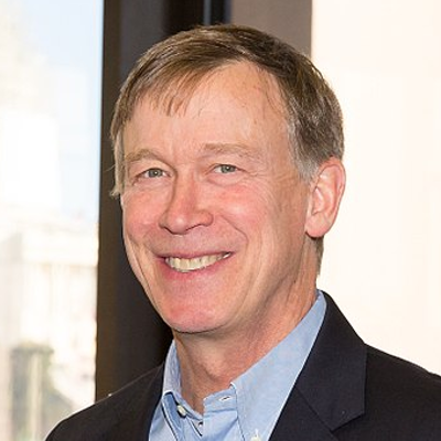 Will John Hickenlooper run for president in 2020?