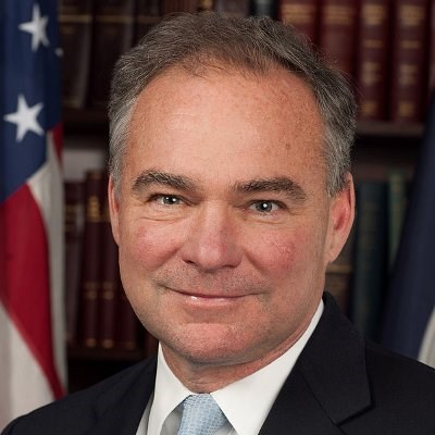 Will Tim Kaine run for president in 2020?