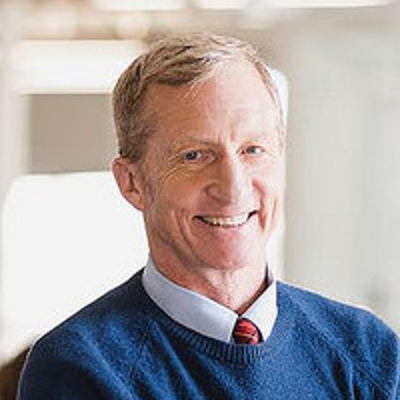 Will Tom Steyer file to run for president by 10/31/19?