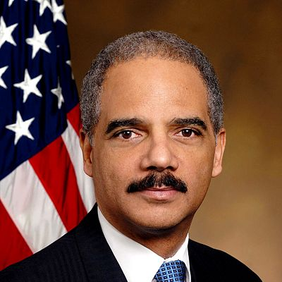 Will Eric Holder run for president in 2020?