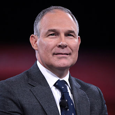 Will Scott Pruitt be EPA Administrator at end of day Sept. 30?