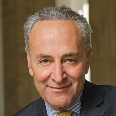 Will Chuck Schumer be Senate minority leader at year-end 2018?