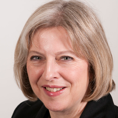 Will Theresa May be prime minister of the United Kingdom on 6/30?