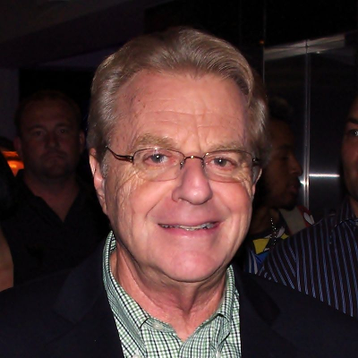 Will Jerry Springer run for Ohio governor in 2018?