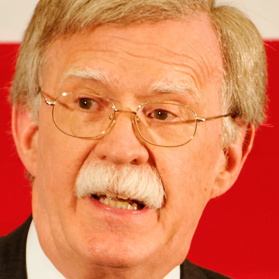 Will John Bolton be National Security Advisor at end of day Sept. 30?