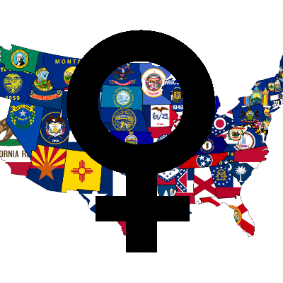 How many governors of the 50 states will be women on Jan. 31, 2019?