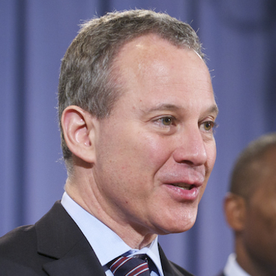Will Manhattan DA confirm a charge against Eric Schneiderman in 2018?