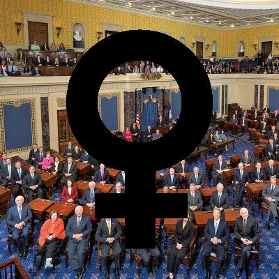 How many U.S. senators will be women on Jan. 31, 2019?