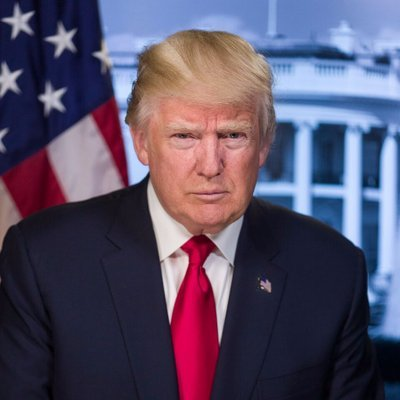 How many tweets will @potus post from noon January 12 to noon January 19?